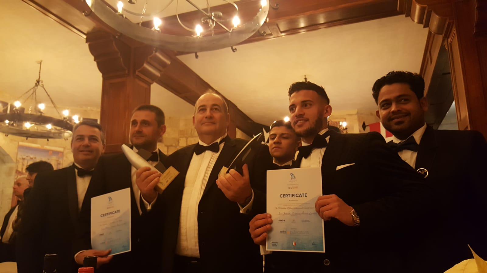 The Malta International Boat and Yachting Awards 2017 Image 1